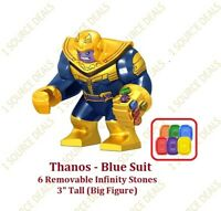 THANOS INFINITY GUANTLET Fits LEGO Avengers Minifigure MARVEL COMICS Best Deal