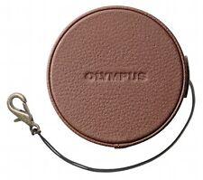 Olympus LC-60.5GL braun, Objektivdeckel für Pancake 14-42mm 1:3.5-5.6 EZ