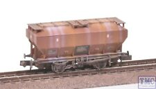 377-765A Graham Farish N Gauge Covered Hopper Wagon ED Weathering