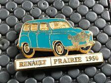 PINS PIN BADGE CAR RENAULT PRAIRIE 1950