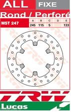 Disque de frein Arrière TRW  Yamaha SRX 600 86-89 / XJ600 N 92-03
