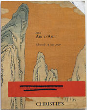 Asian Art CHRISTIE'S auction catalogue 2006