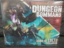 Dungeon Command Sting of Lolth  NIB  Sealed
