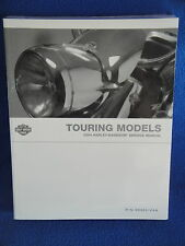 2004 Harley touring service manual road king street glide electra flht fltr flhr