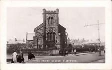 Fleetwood. The Parish Church by A.J. Evans # 1802.