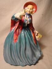 "Royal Doulton Porcelain Figurine Lady Charmian Hn1948 8"" Figure 1948 Harradine"