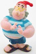 MR SMEE Walt Disney JAKE NEVER LAND PIRATES Peter Pan PVC TOY Figure CAKE TOPPER