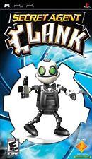 Secret Agent Clank - PSP (2008)