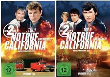 Notruf California - Staffel 2.1 und 2.2  - 6 DVD -  2 Boxen