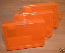 Three Genuine Stihl Chainsaw Chain Storage Parts Box Boxes 0000 882 5900 Tracked