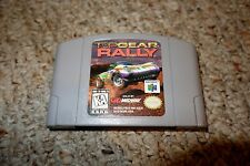 Top Gear Rally (Nintendo 64, 1997) Cart Only n64