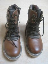 44baf56263c4b1 Mädchenschuhe 37 Größe im Stiefel-   Boots-Stil mit Schnürsenkeln ...