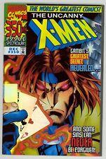 Uncanny X-Men (1963) #350 1st Print Holofoil Cover Trail Of Gambit Madureira NM