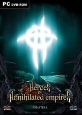 HEROES OF ANNIHILATED EMPIRES Sacred Might Magic NEU