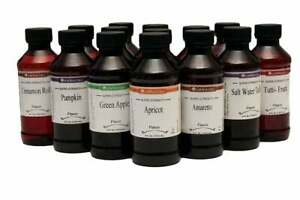 LorAnn Oils 4 oz Extracts & Flavoring Super Strength (select Flavor Below)