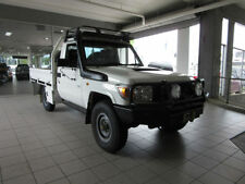 Land Cruiser Right-Hand Drive Manual Passenger Vehicles