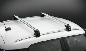 Mini Roof Crossbars for 2013, 14, 15 Paceman models Part #: 82712343902 Like New