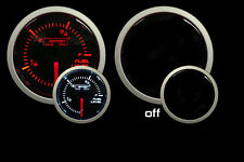 "Prosport Gauges Performance Series Amber/White Fuel Level Guage 52mm (2 1/16"")"
