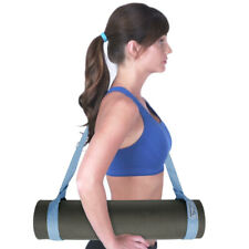Yoga Mat Carry Strap adjustable shoulder yoga mat sling Pilates Exercise Fitness