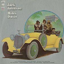 MILES DAVIS JACK JOHNSON NEW VINYL LP REISSUE IN STOCK