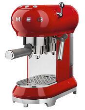 Smeg ECF01 Rot Espressomaschine