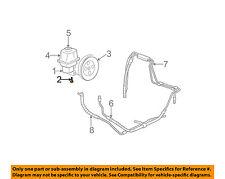 GM OEM Front Bumper-Impact Bar Reinforcement Rebar Bolt 11515758
