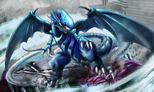 Tappetino Drago Bianco Occhi Blu / Blue-Eyes White Dragon ☻ Playmat YUGIOH