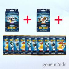 Skylanders Battlecast Bundle - 2 Starter Packs & 10 Booster Pack