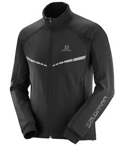 Salomon Men's RS Warm Softshell Jacket - Medium
