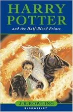 Harry Potter and the Half-Blood Prince (Book 6), J.K.Rowling B004ZL0J8I