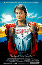 """Teen Wolf ( 11"""" x 17"""" ) Movie  Collector's  Poster Print  - B2G1F"""