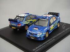 hpi-racing 1/43 Subaru Impreza WRC 2006 Toshi Arai Memorial Set Limited