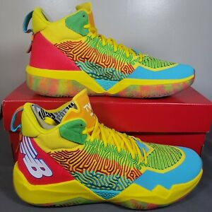 New Balance Two WXY Gushers Multicolor Basketball Shoes New Size 12 BB2WXYCB
