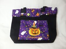 *Longaberger Homestead Halloween Purse
