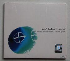Subliminal Crush Video Black Moon Music yvat DVD Sealed