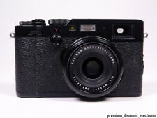 Fujifilm X100F Digitalkamera Fuji Schwarz Kamera OVP 3.719 Klicks - TOP Zustand