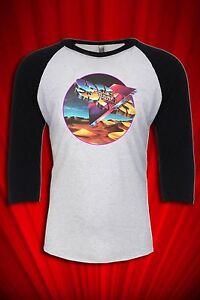 S.O.S. Band Sands of Time Vintage 1986 R&B Funk Tour Jersey Shirt FREE S&H