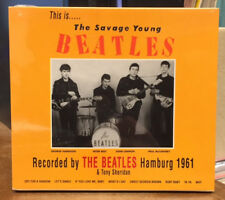 BEATLES This Is The Savage Young CD NEW IMPORT LIVE HAMBURG 1961 TONY SHERIDAN