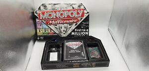 Hasbro Games Monopoly Millionaire Edition Board Game