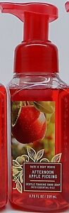BATH & BODY WORKS AFTERNOON APPLE PICKING GENTLE FOAMING HAND SOAP 8.75 oz NEW