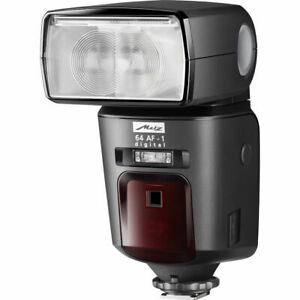 Brand New Unused Metz Mecablitz 64 AF-1 Digital Flash Light Unit For Canon E-TTL