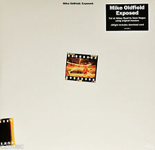 MIKE OLDFIELD - EXPOSED, 2016 EU REMASTERED 180G vinyl 2LP + DOWNLOAD, SEALED!