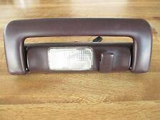 93-96 CADILLAC FLEETWOOD BROUGHAM RH REAR ROOF DOME LAMP W/ HANDLE & COAT HANGER