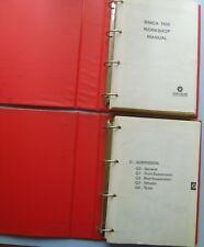 1100 and Kestrel Workshop Manual AKD 3615