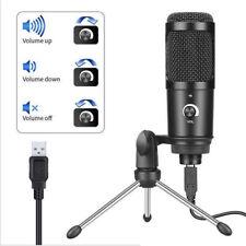USB Condenser Microphone  for Studio  Recording Voice Podcasting/Tripod