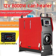 8KW 12V Diesel-Heizung Standheizung Luftheizung Auto Air Heater PKW / LKW LCD DE