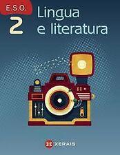 (G).(16).LINGUA LITERATURA 2ºESO (XERAIS). ENVÍO URGENTE (ESPAÑA)