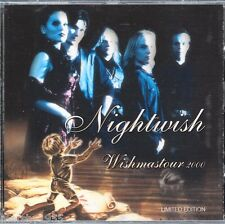 Nightwish - Wishmastour 2000 Limited Edition 8 Track CD EP