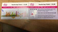 Tourist Day Ticket (Dutch Public Transport Ticket)