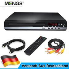 UHD CD DVD-Spieler mit HDMI USB AV Anschluss Mit Fernbedienung für TV Player